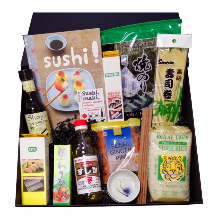 Sushi Deluxe Box