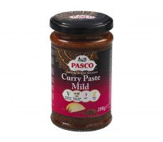PASCO Milde Currypaste - 270 g