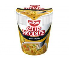Instant Curryhuhn Cup-Nudeln 67 gram