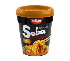 Curry Soba Nudeln 88 gram