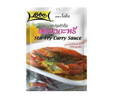 Curry-Woksauce   50 GR