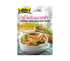 "Lobo Rote Currypaste ""Country Style"" - 50 g"