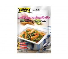 Lobo Currypaste für Huhn-Curry - 60 g