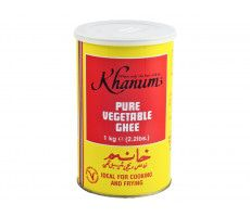 Pures pflanzliches Ghee 1000 GR