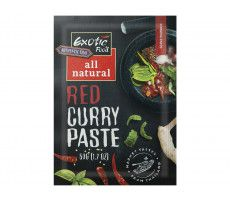 Würzpaste All Natural Curry rot 50 G 50 GR