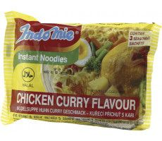 Instant Huhn-Curry Nudeln 80 gram