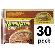 Yum Yum Rundvlees - 30-pack