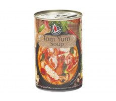 Tom Yum Suppe 400 ML