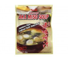 Instant Aka Miso-Suppe 30 gram