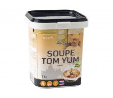 Suppenpaste Tom Yum (EN-DU-NL-FR) 1000 GR