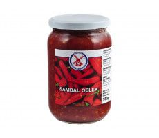 WIND MILL Sambal Oelek - 750 g