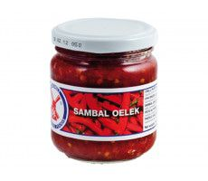 WIND MILL Sambal Oelek - 200 g