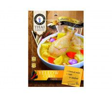 Currypaste gelb Thai Dancer  50g