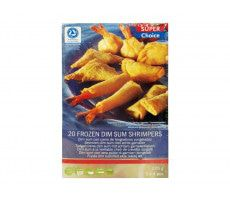 Super Choice Dim sum garnalen assorti (20 stuks)