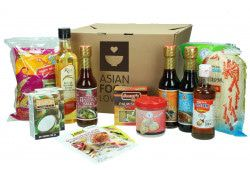 Asian Food Lovers Box